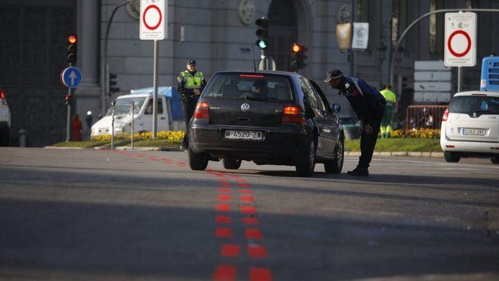 La Plataforma de Afectados por Madrid Central ha presentado un estudio de la percepción ciudadana sobre la entrada en vigor de Madrid Central.