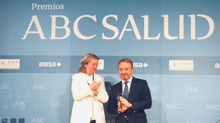 La Fundación Mutua Madrileña, elegida Fundación del Año en los Premios ABC Salud