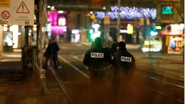 Las fuerzas de seguridad trabajan con la hipótesis de un atentado terrorista.