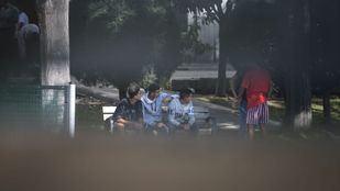Los menores llegaron a Pozuelo procedentes del Centro de Primera Acogida de Hortaleza.