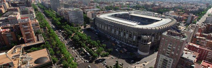 Inaugurado el Nuevo Estadio de Chamartín, futuro emblema del fútbol mundial