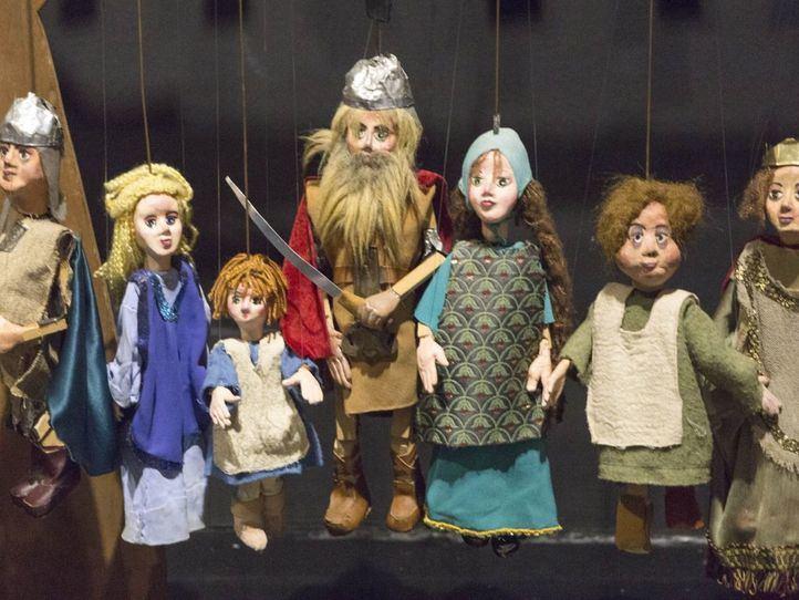 MadriOnetas, en el Centro Cultural de la Villa.