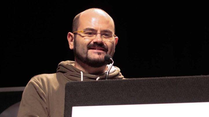 Pablo Carmona, concejal de los distritos de Salamanca y Moratalaz, en una foto de archivo.