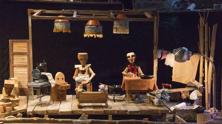 MadriOnetas: el arte del títere