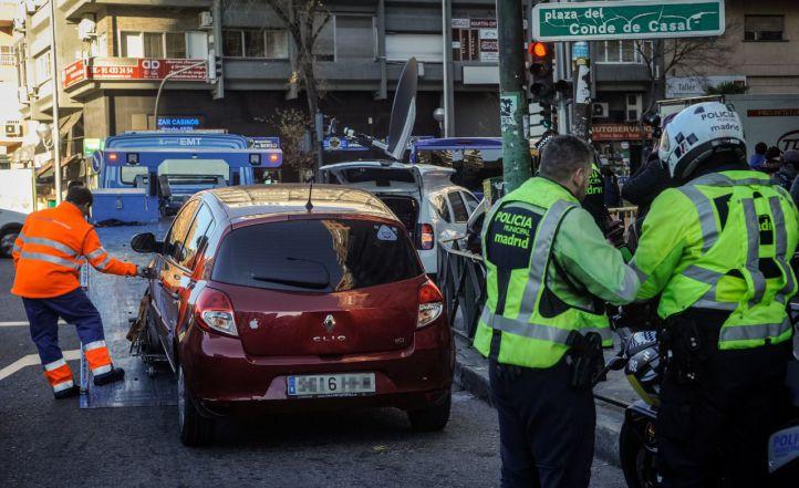 Más de 5.700 multas por aparcamiento incorrecto en zona SER