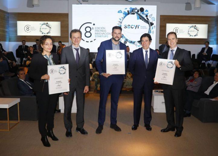 Sacyr premia a Tyris Software como mejor proyecto innovador