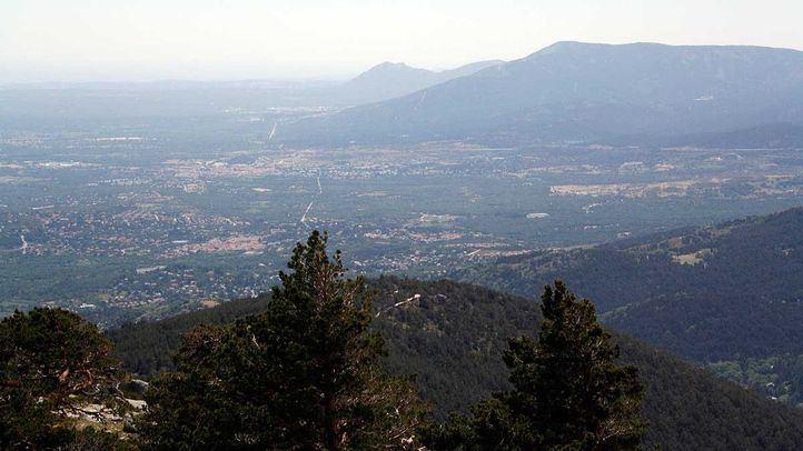 El 112 alerta de fuertes rachas de viento en la sierra