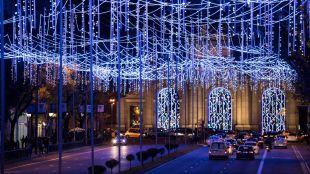 Madrid, destino favorito para vivir la Navidad