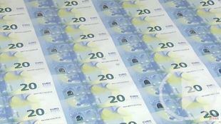 El Euro celebra su 23 cumpleaños