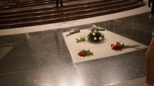 El Supremo estudiará si suspende cautelarmente la exhumación de Franco