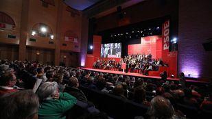 Presentación de los candidatos socialistas a las alcaldías de la Comunidad de Madrid.