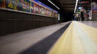 El sindicato de maquinistas de Metro inicia una nueva semana de paros