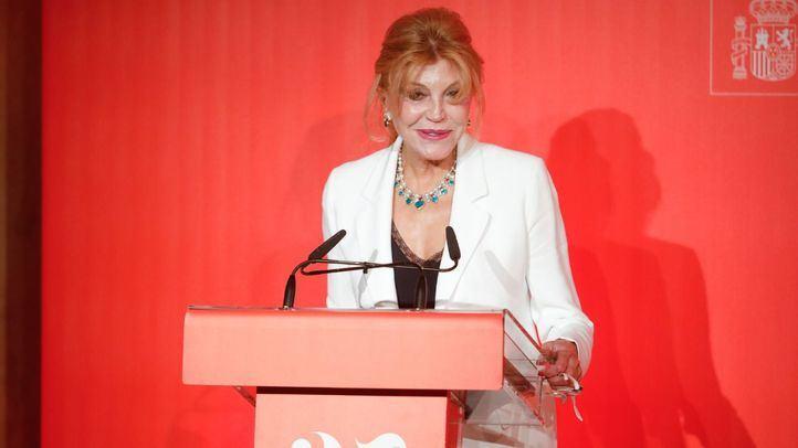 La baronesa Thyssen cree que habrá acuerdo sobre su colección antes de finales de diciembre