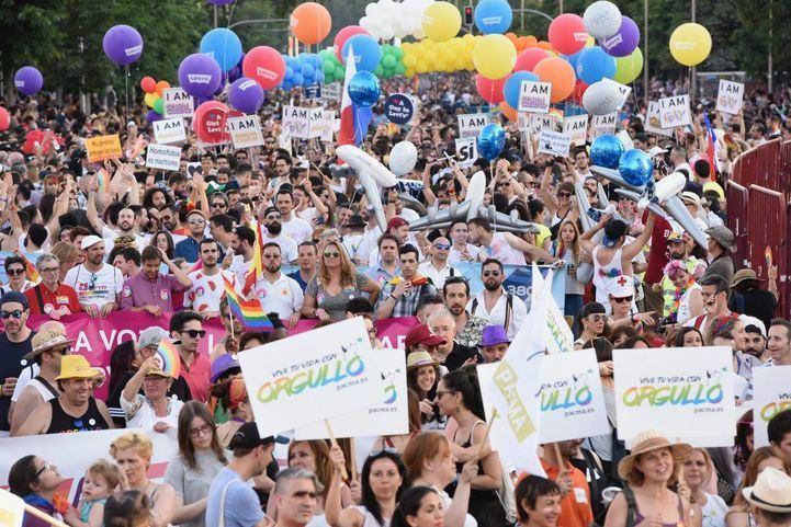 Ya hay calendario para el Orgullo 2019: la manifestación, el 6 de julio