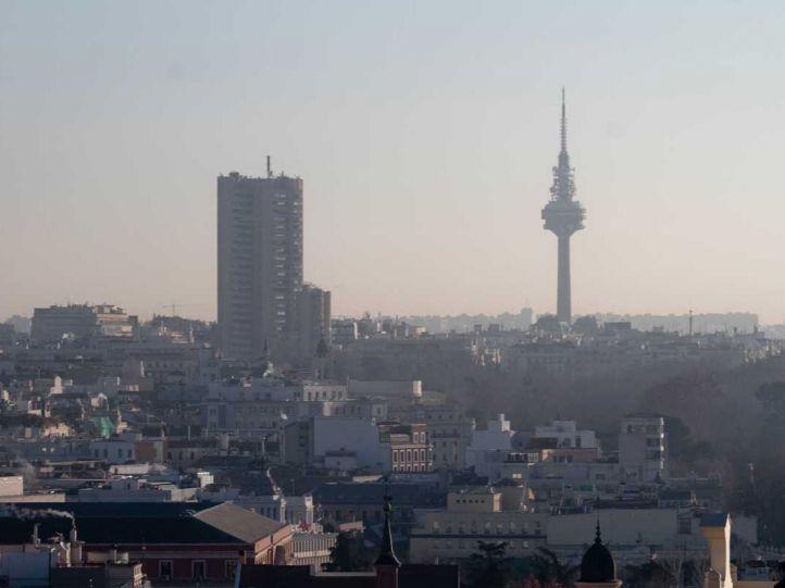Madrid se prepara para nuevos episodios de contaminación