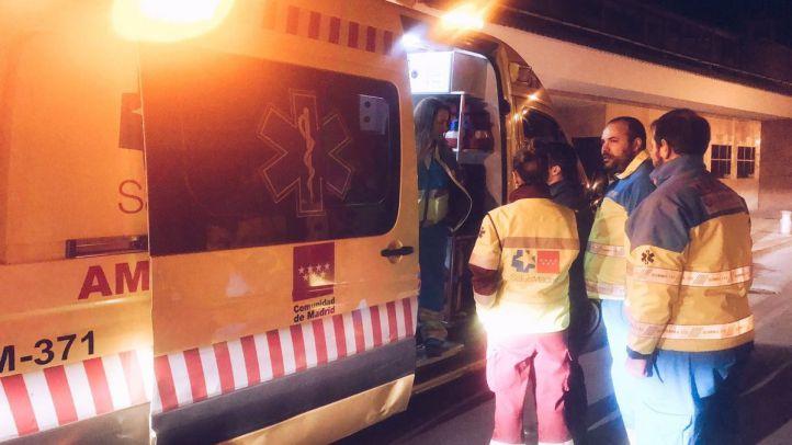 Una familia intoxicada por una barbacoa en Griñón