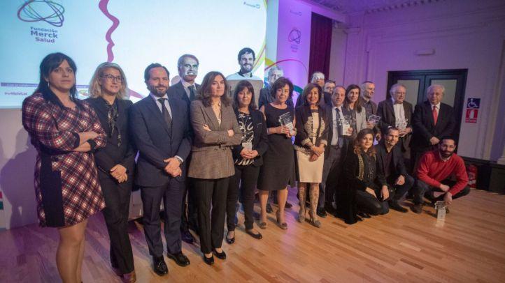 Historias y proyectos excepcionales en los III Premios Solidarios Con la EM