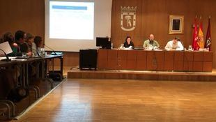 Pleno del distrito de Salamanca