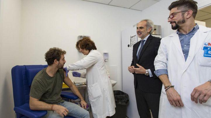Nuevo Centro de Vacunación Internacional en la calle General Oraá.