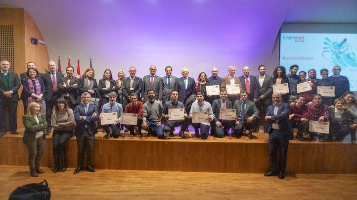Madri+d premia a las iniciativas tecnológicas más innovadoras del sector sanitario