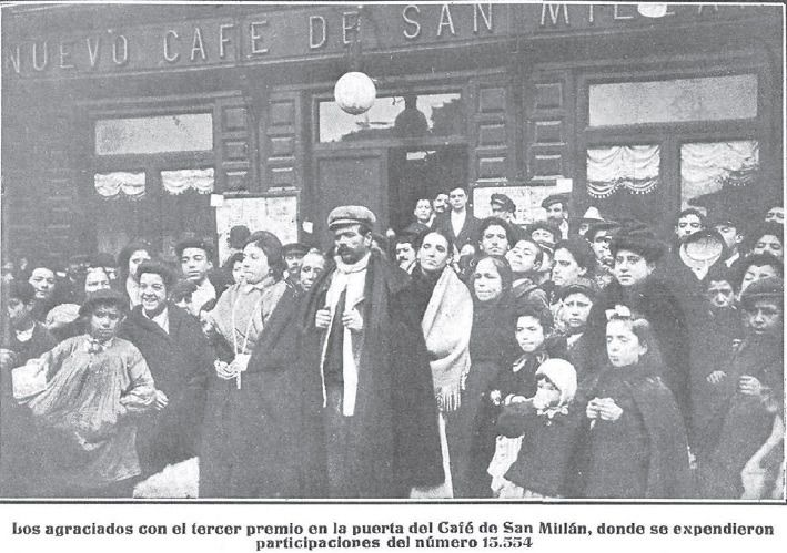 Literatura, guerra y fortuna en el Café San Millán