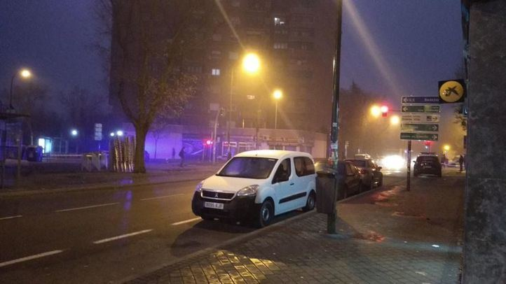 Tres heridos por disparos cerca de una discoteca en Aluche