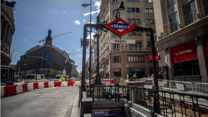 Varias calles aledañas a Canalejas perderán un carril