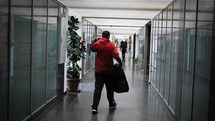 Imagen de archivo del centro de acogida a personas sin hogar Juan Luis Vives.