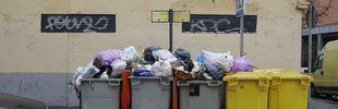 Madrid, sin recogida de residuos en Nochebuena y Navidad
