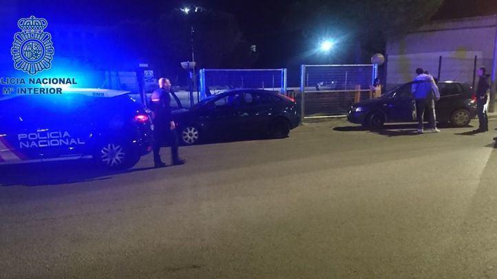 La Policía detuvo al joven horas después del suceso, mientras el herido se recupera en el Hospital Doce de Octubre
