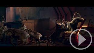 Santa Claus aterriza en las salas de cine