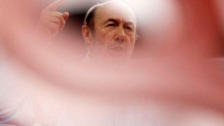 'No' de Rubalcaba: el PSOE sigue buscando alcaldable en Madrid