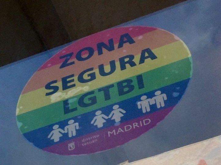 Un joven transexual, agredido en la zona de Príncipe Pío