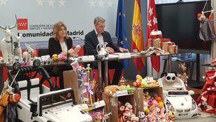 Engracia Hidalgo ha presentado los resultados de la campaña.