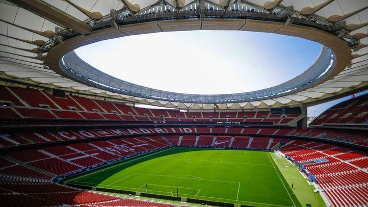 La sesión del Atlético de Madrid empezará a las 12:00.