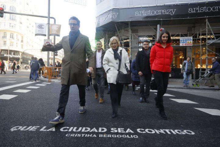 Carmena se deja querer mientras Cibeles 'se caldea' para el electoral 2019