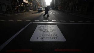 Madrid Central entró en vigor, en una primera fase de pruebas, el 30 de noviembre de 2018.