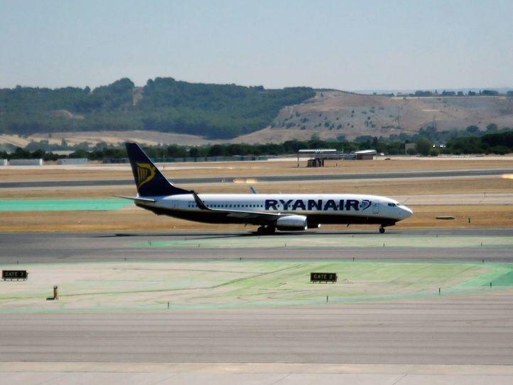Los tripulantes de cabina de Ryanair, a huelga en enero