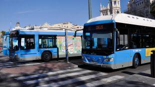 Las 70 líneas de autobús que serán modificadas