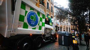 No habrá recogida de basura ni en Nochevieja ni en Año Nuevo