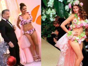 El vestido de Pedroche vuelve a ser la comidilla de Nochevieja