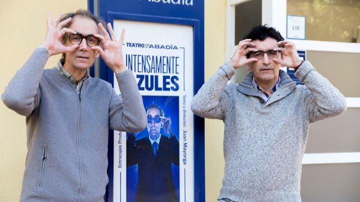 César Sarachu y Juan Mayorga