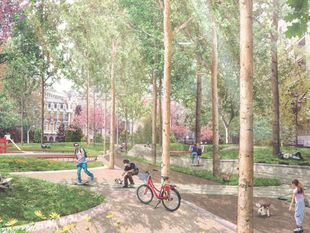 La nueva plaza de España estará lista a finales de 2020
