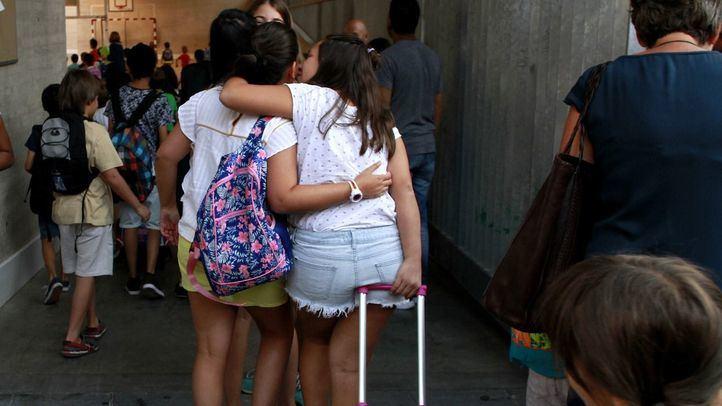 Educación facilitará la reagrupación de hermanos en los colegios públicos