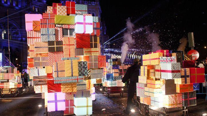 Psicólogos infantiles piden a los Reyes Magos moderación en la cantidad de regalos que traen