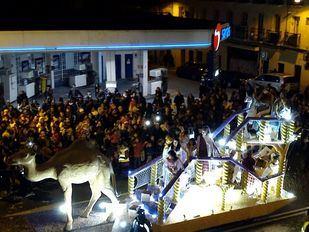 Polémica en la Cabalgata de Tetuán por un vídeo del Ayuntamiento