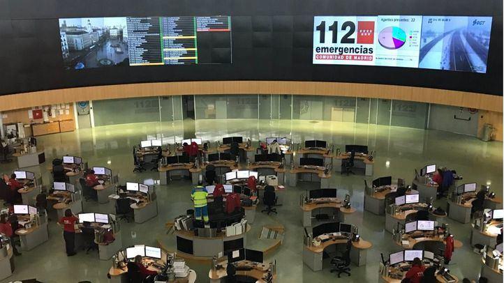 Centro de Emergencias de la Comunidad.