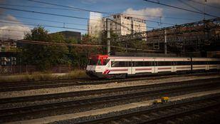 Un tren averiado provoca demoras en Cercanías