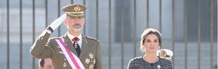 El Rey reivindica en la Pascua Militar la