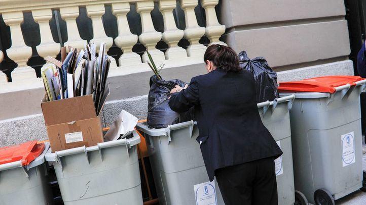 El Ayuntamiento ha dispuesto una recogida especial de residuos.
